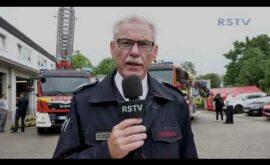 Zwei neue Fahrzeuge für die Feuerwehr