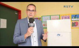 Luftfilter an Siegburger Schulen