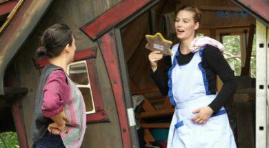 Walking Theatre mit Hänsel und Gretel
