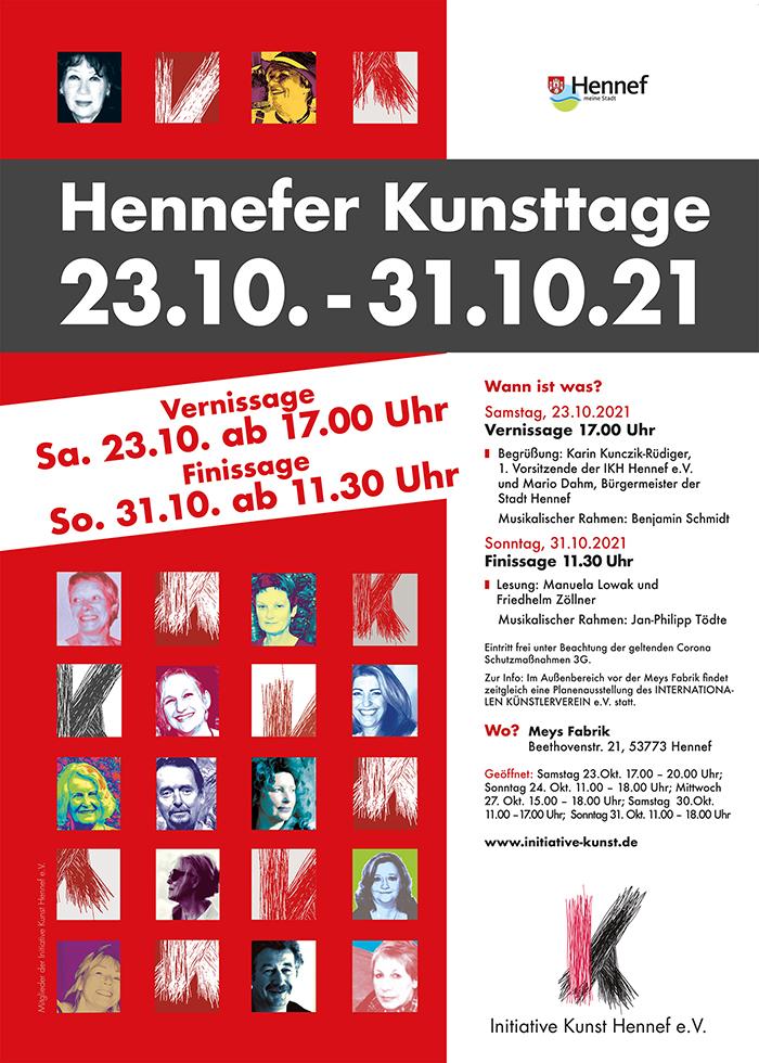 23.-31.10.: Hennefer Kunsttage